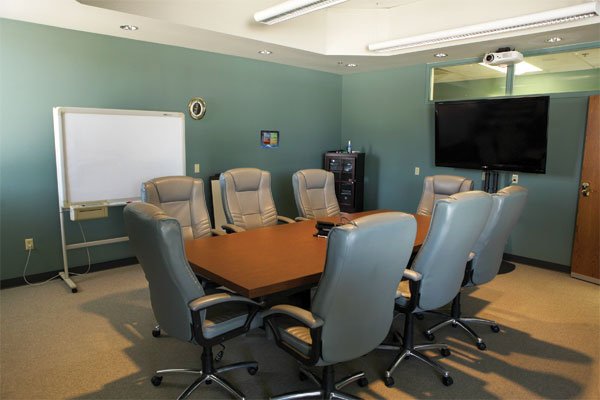 Confrence Room at v2 Studios